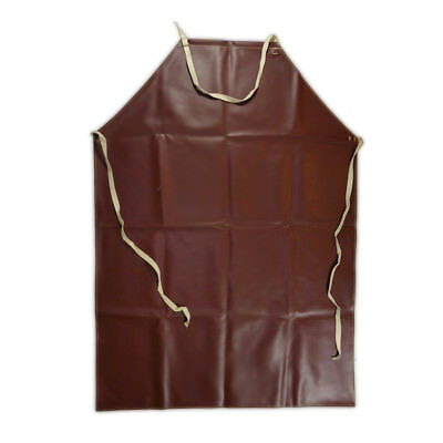Magid Vinyl Apron 35x48 Inch with Snaps, Each