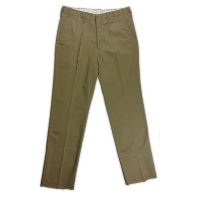 Magid Unhemmed Khaki Work Pants Size 33, Each