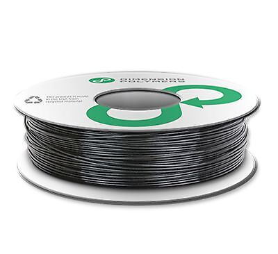 Dimension Polymers 1.75mm Black Recycled ABS 3D Printer Filament 750g Spool