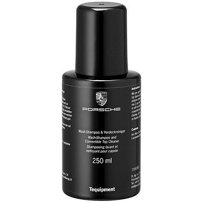 Porsche Tequipment Car Shampoo and Convertible Top Cleaner 250ml
