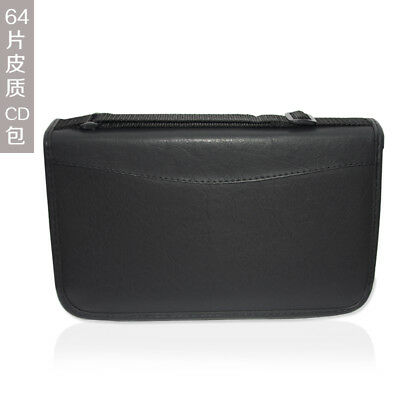 New 200 Disc CD Bags PU Leather CD VCD DVD Wallet Storage CD Holder Case Box