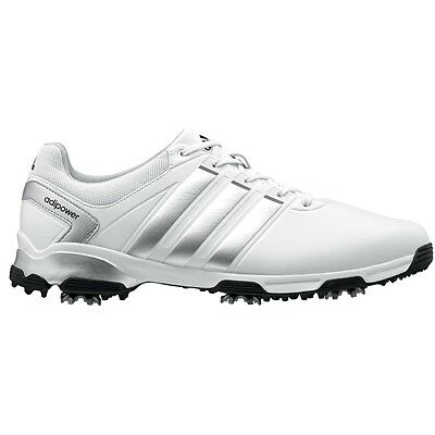 adidas Men's Adipower TR Golf Shoe, White
