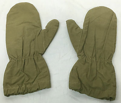 WWII Japanese Army Issued Cold Weather Mitten Gloves