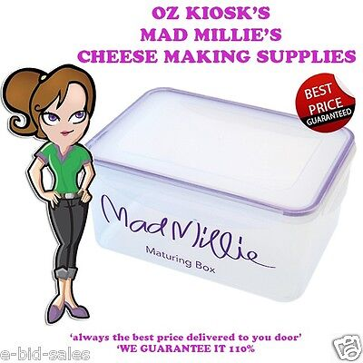 Cheese Making Maturing Box By Mad Millie @ $9.24 each - 73152