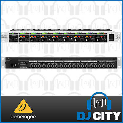 Behringer Powerplay HA8000 8-Channel Headphone Amp