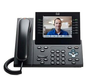Cisco 9971 Unified IP Video Conferencing Phone B GRADE