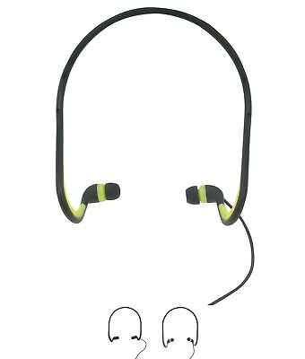 OCCASIONE Karrimor Band Running Earphones Black/Yellow
