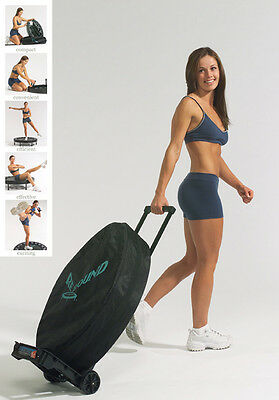 ReboundAIR Quarter Fold Rebounder NEW! Lifetime Warranty and GIFTS included