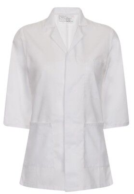 Children's White Lab Coat Kids Science Doctors Made in England - CT42