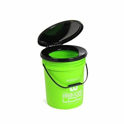 Outdoor Revolution The Big Loo Portable Camping Toilet - Green