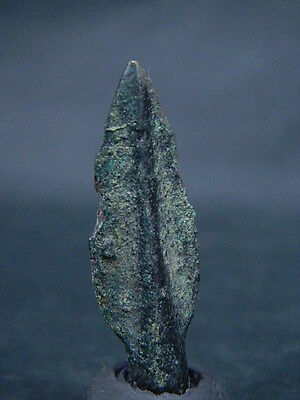 Ancient Bactrian C.200 BC Bronze Arrow Head
