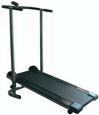 TAPIS ROULANT Fitness manuale Pieghevole con Display Digitale - Richiudibile sal