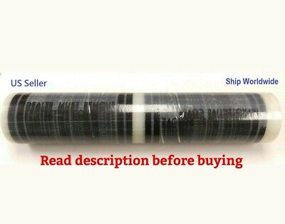 """Auto Dealer Carpet Self Adhesive Protective Protection Film 200'ft x 24"""" 4 MIL"""