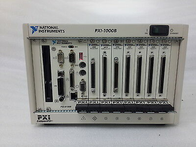National Instruments NI PXI-1000B Embedded Computer  P/N 184607B-01 #3