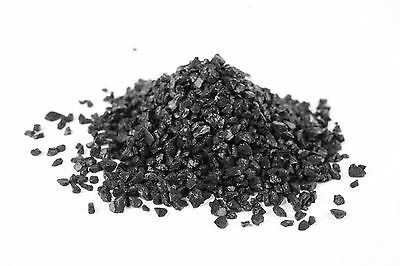 30 KG NATURAL BLACK AQUARIUM GRAVEL 2-5mm AQUASCAPING IWAGUMI IDEAL FOR PLANTS