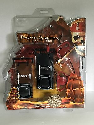Pirates of the Caribbean at World's End Compass Walkie Talkie Disneystore NEW