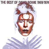 David Bowie - The Very Best Of - Greatest Hits Collection 1969-74 Cd Brand New