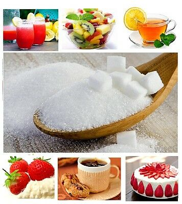 1kg Erythritol Natural Sweetener Erytrytol Sugar Alternative - FREE UK Delivery
