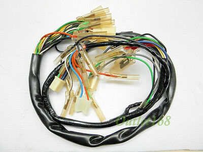 Suzuki GP 100 GP100 Main Wiring Loom Wire Harness Assembly Electrical Cable Set