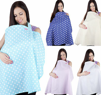 Mija - Nursing shawl scarf Nursing Cover Sling Blanket Breastfeeding 4010