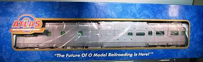 Atlas O Scale (1/48) Dome-Buffet-Lounge Dome Car Unlettered KF-159
