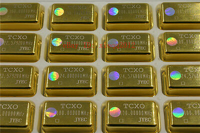 TCXO 0.1ppm Crystals & Oscillators Frequency according to customers' requirement