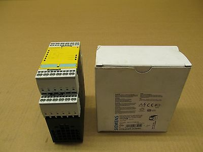 1 Nib Siemens 3Tk2845-2Db40 3Tk28452Db40 Solid State Safety Relay
