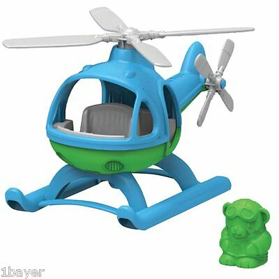 Green Toy Game Child Toddler Hobbit Party Gift Aircraft Airplane Helicopter