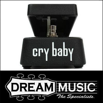 Dunlop Crybaby Clyde McCoy Wah CM95 Guitar Effects Pedal RRP$399