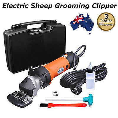 350W Electric Shearing Sheep Clipper Shear Goats Supplies Farm Shears  Alpaca AU
