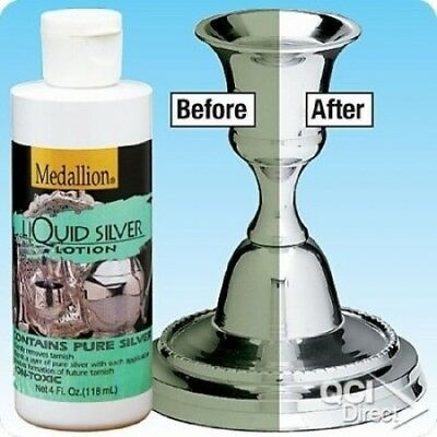 Liquid Silver Plating Kit. Shipping Included