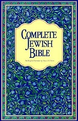 Complete Jewish Bible-OE by David H. Stern.