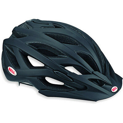 CASCO BICI BELL SEQUENCE COLORE Matte Black  Bicycle Helmet
