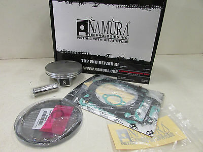 Suzuki Rmz 250 Namura Top End Rebuild Piston Kit 77Mm 2007-2009