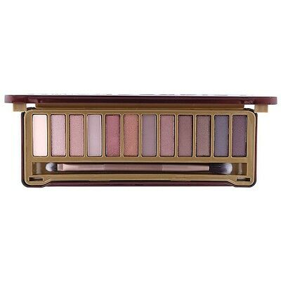 Ucanbe Naked Eyeshadow Palette 12 Neutral Nude Colour Eye shadow Pallet (edition