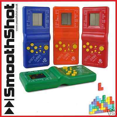 New Retro Lcd Brick Game Vintage Tetris Snake 999-In-1 Handheld Arcade Classic
