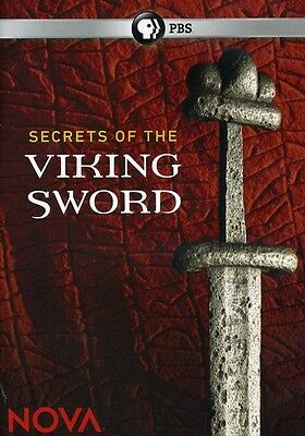NOVA: Secrets of the Viking Sword (2012, DVD NEW)
