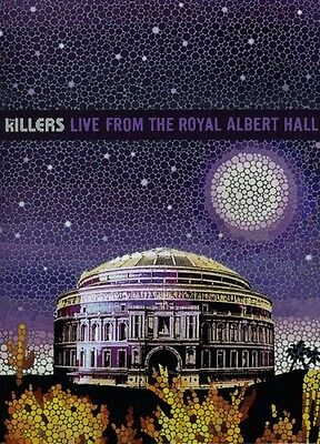 Killers: Live from the Royal Albert Hall [DVD/CD] (2009, DVD NEW)2 DISC SET