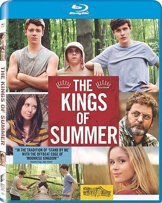 Kings of Summer (2013, Blu-ray NEW) BLU-RAY/WS