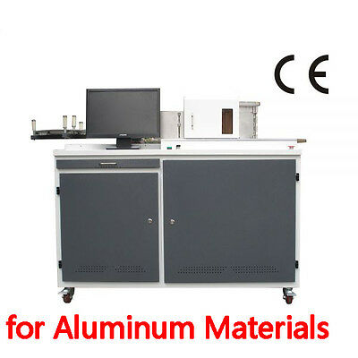 Light Weight Automatic CNC Channel Letter Fabrication Bender Machine BY SEA