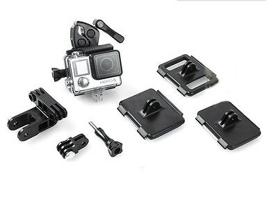 Mount Fixing Clip for Gun / Fishing Rod / Bow GoPro Hero 3 & 4 Action Cameras