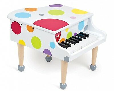 JANOD PIANO A QUEUE CONFETTI Musical toys. Shipping is Free