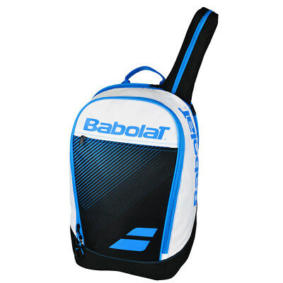 Babolat Club Line ( Clubline) Backpack For Tennis Or Travel In Black / Blue 2016