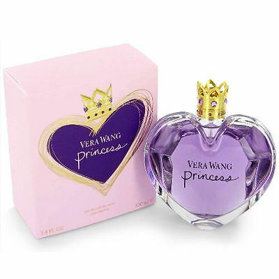 Vera Wang Princess 100ml EDT Spray For Her New & Sealed