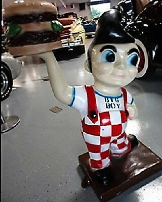 Smal Bob's Big Boy Fast Food Advertising Burgers Cheeseburger