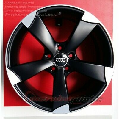 "F931/mbd Kit 4 Cerchi In Lega 17"" Made In Italy X Audi A3 S3 Sportback Cabrio"