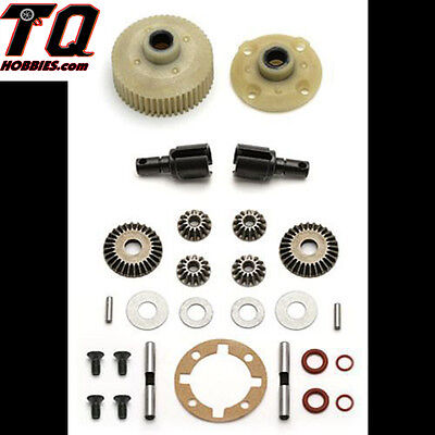 Team Associated SC10 Complete Gear Diff ASC9827 First Class Ship Track# Included