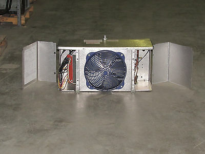coolbot run a walk in cooler down to 35°f a window air bohn let047bk remote unit cooler nib