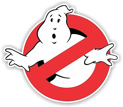 Ghost Busters - Vinyl Sticker Decal - Movie Full Color CAD Cut Car