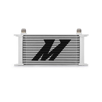 Mishimoto Universal 19 Row Oil Cooler, Silver